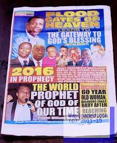 Are These Allegations Leveled Against Adeboye